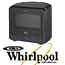 מיקרוגל בעיצוב חדשני ומעוגל מסדרת Max נפח 13 ליטר תוצרת Whirlpool דגם MAX 38