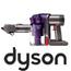 שואב אבק ידני נטען תוצרת DYSON דגם DC34