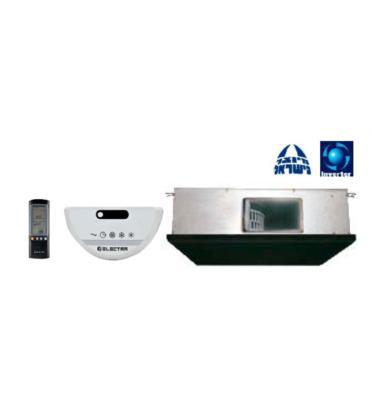 מזגן מיני מרכזי 24,050BTU Inverter אלקטרה דגם Jamaica Inverter 35