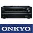 רסיבר רשת עם 5.1 ערוצים איכותי תוצרת ONKYO דגם TX-NR414