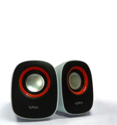 סט רמקולים עוצמתי ומעוצב למחשב/טאבלט/סמארטפון תוצרת LEXUS דגם XR-20