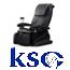 כורסת עיסוי מקצועית בעלת טכנולוגיה המתקדמת ביותר מבית KSC דגם SUPER ANGEL