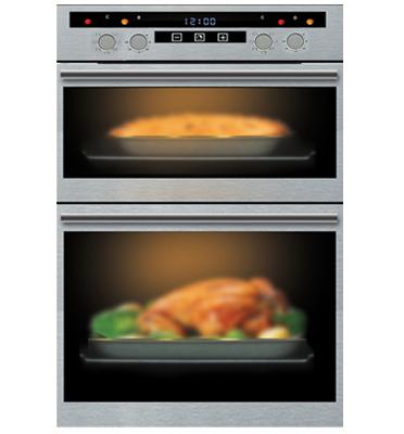 תנור אפיה בנויי דו תאי הלכתי המכון הטכנולוגי להלכה ברשות הרב הלפרין תוצרת sol דגם TH-999