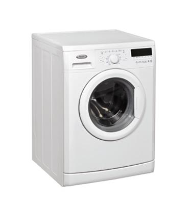 """מכונת כביסה פתח חזית 6 ק""""ג 1000 סל""""ד תוצרת Whirlpool דגם AWOC6210"""