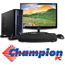 "מחשב + מסך 22"" Intel® G620 H61HO 4GB DDR3 1000GB תוצרת CHAMPION דגם G62022"