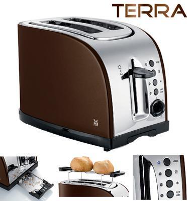 מצנם מעצבים נירוסטה מסדרת TERRA של WMF גרמניה דגם 414010081