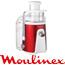 מסחטת מיצים לפירות וירקות קשים 700 וואט תוצרת MOULINEX דגם JU585G31