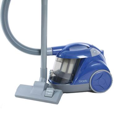 שואב אבק ציקלון ללא שקית 1200 וואט תוצרת Graetz דגם GR-544