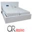 מיטה זוגית מתכווננת כוללת זוג מזרני לטקס מבית Or-Design דגם רויאל