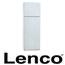 מקרר מקפיא עליון 348 ליטר No Frost תוצרת LENCO דגם LNF370V