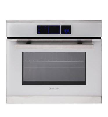 תנור אפיה בנוי 56 ליטר נטו הפעלה מגע טאצ' תוצרת Normande דגם ND445T - מוצר מתנה לבחירה!