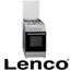 תנור אפיה משולב צר תוצרת LENCO דגם LFS5050