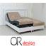 מיטה זוגית מתכווננת כוללת זוג מזרני ויסקו מבית Or-Design דגם מידלטון