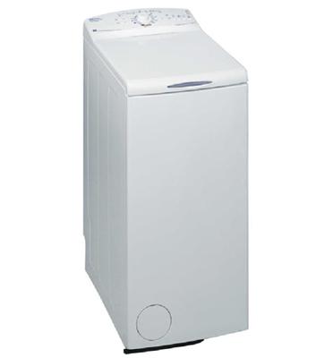 """מכונת כביסה פתח עליון 5.5 ק""""ג 800 סל""""ד בטכנולוגיית החוש השישי Whirlpool דגם AWE6318"""