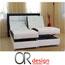 מיטה זוגית מתכווננת כוללת זוג מזרני ויסקו מבית Or-Design דגם ורסאי