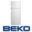 מקרר עם מקפיא עליון בנפח 425 ליטר NO FROST תוצרת BEKO דגם DNE146101