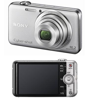 מצלמה 16.1MPתלת מימד  מסך 2.7 אינץ חיישן Exmor R CMOS תוצרת SONY דגם DSC WX50