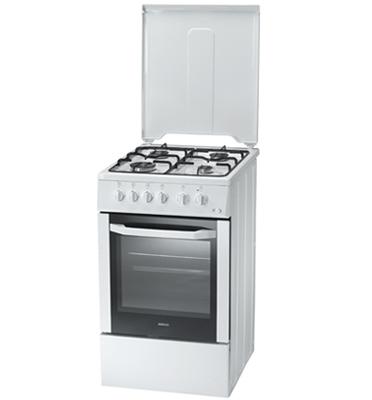 תנור אפיה משולב צר עם טורבו תוצרת BEKO דגם CSE52010