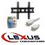 """ערכת התקנה עצמית למסכי LCD LED ופלזמה עד """"60 מבית LEXUS"""