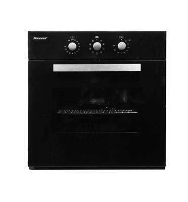 תנור אפיה בנוי מולטיסיסטם 5 תכניות נפח תא 56 ליטר תוצרת Normande דגם ND652B