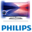 "טלוויזיה 55"" 500Hz LED FULL HD SMART TV 3D תוצרת PHILIPS דגם 55PFL6008"