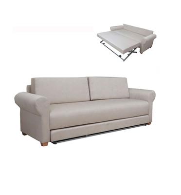 ספה תלת מושבית נפתחת למיטה זוגית תוצרת Or-Design דגם פדובה