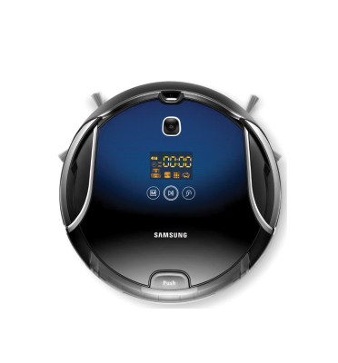 שואב אבק רובוט עם מסך LED לחיווי הפונקציות תוצרת SAMSUNG דגם SR8950 תצוגה\עודפים