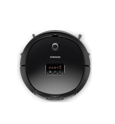 שואב אבק רובוטי NaviBot-Light עם מסך לחיווי הפונקציות תוצרת Samsung דגם SR8750 תצוגה\עודפים