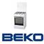 תנור אפיה משולב רחב תוצרת BEKO דגם CSE62121