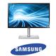 """מסך מחשב LED גדול 24"""" חסכוני בחשמל תוצרת SAMSUNG דגם S24C750PS"""