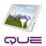 """טאבלט מסך מגע 7.85"""" פאנל IPS ברזולוציה גבוהה, מעבד Quad Core תוצרת QUE דגם TBQ7850"""