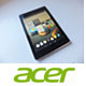 "טבלט7.9""1.2GHz Quad Core 16GB 1GB Android4.1V Jelly תוצרת ACER סדרה Iconia A1 דגם NT.L1CEE"