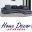 מערכת ישיבה פינתית ריפוד רחיץ מבית HOME DECOR דגם maxim