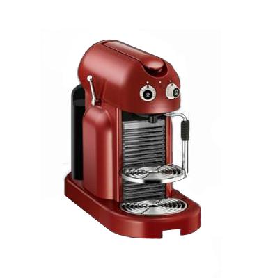 מכונת קפה Nespresso מאסטריה בצבע אדום דגם C500