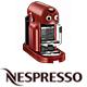 מכונת קפה בגימור צבע אדום Maestria תוצרת Nespresso  דגם C500