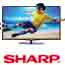 "מסך 39"" FULL HD LED תוצרת SHARP דגם LC39LE155M"