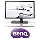 """מסך מחשב LED גודל 22"""" תוצרת BENEQ דגם V2210"""