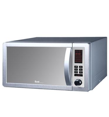 מיקרוגל דיגיטלי כולל גריל 28 ליטר 900W תוצרת SOL דגם AG-928EHU