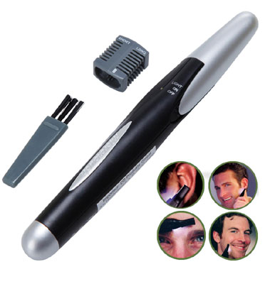 מסיר שיער לגבר Micro touch magic להסרת שיער לא רצוי מהעורף,האוזניים ומהאף דגם 1004200