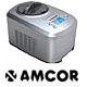 מכשיר להכנת גלידה ביתי/תעשייתי נפח 2 ליטר תוצרת AMCOR דגם ICE4000