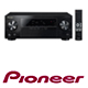רסיבר 5.1 AV ערוצי שמע עם 4 כניסות 3D HDMI מבית Pioneer דגם VSX-323K- תצוגה