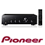 מגבר סטריאו בעוצמה של 50 וואט לערוץ כולל שלט רחוק תוצרת PIONEER דגם A-20-K
