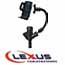 מעמד לרכב לסמרטפון כולל 2 חיבורי USB ומפצל 12V תוצרת LEXUS דגם UMH-310
