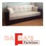 ספה נפתחת למיטה עם ארגז מצעים מבית רהיטי דפנה דגם נובל