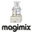 מעבד מזון מקצועי בנפח 3 ליטר תוצרת Magimix דגם  CS4200XLD
