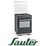 תנור משולב כיריים תא אפיה 50 ליטר תוצרת SAUTER. דגם TSF6608