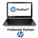 """מחשב נייד 15.6"""" Intel® Core™ i5-4200U WIN 8 4GB 500GB תוצרת HP דגם Pavilion 15-n209ej"""