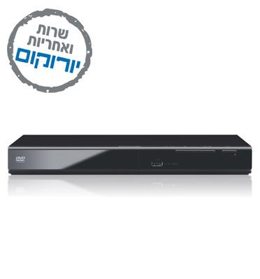 נגן DVD מתקדם תוצרת PANASONIC דגם DVD-S500