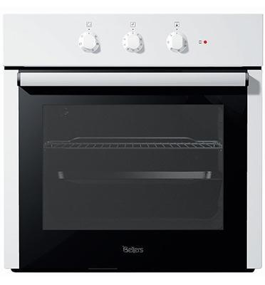 תנור אפיה בנוי עם אפקט הטאבון בנפח 65 ליטר תוצרת BELLERS דגם BLG5221W