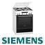 תנור אפייה משולב כיריים תוצרת סימנס צבע לבן דגם HR74W237Y